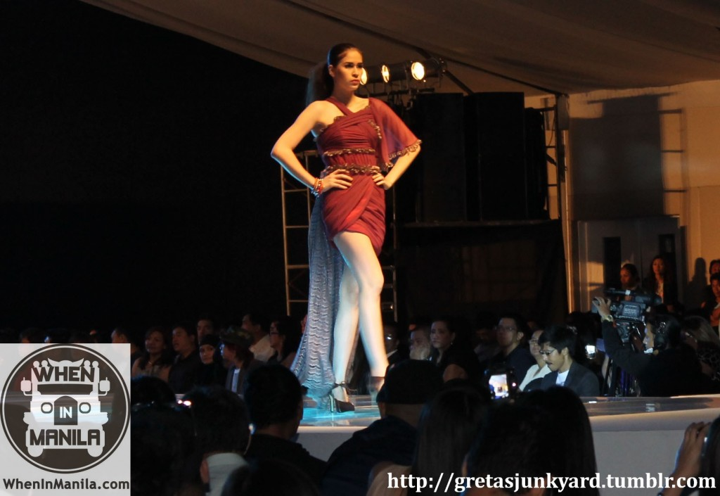 Philippine Fashion Showcase of the Future: Triptych
