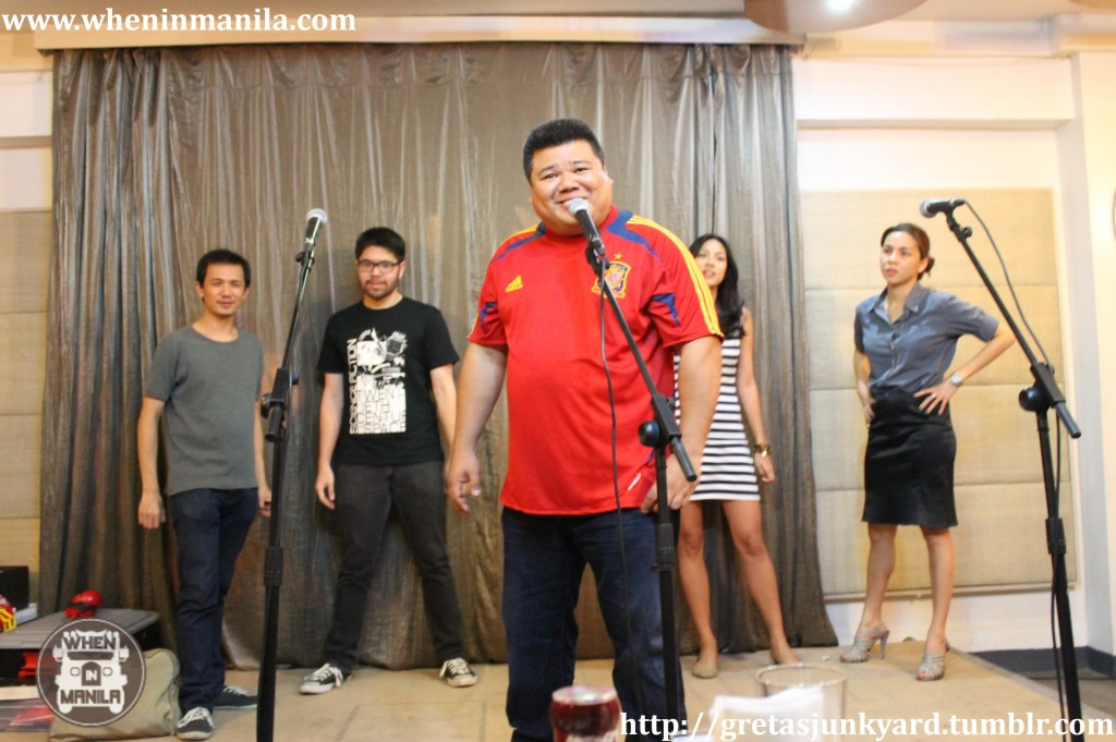 Philippine Comedy: Silly People's Improv Theater (SPIT)