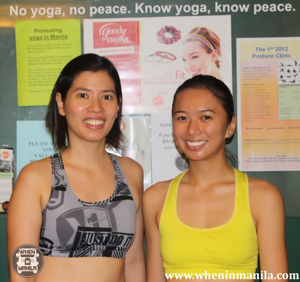 After A Month of Doing Bikram Yoga in Bikram Yoga Manila