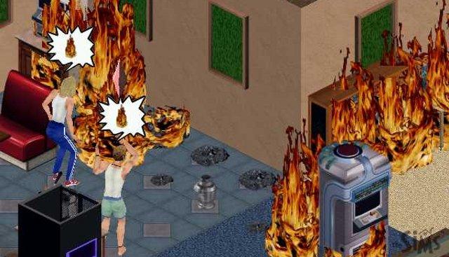 sims-house-burning