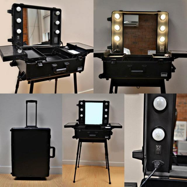 professional-make-up-kit-with-lights-and-mirror-trolley