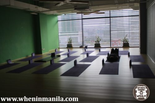 urban ashram yoga for beginners