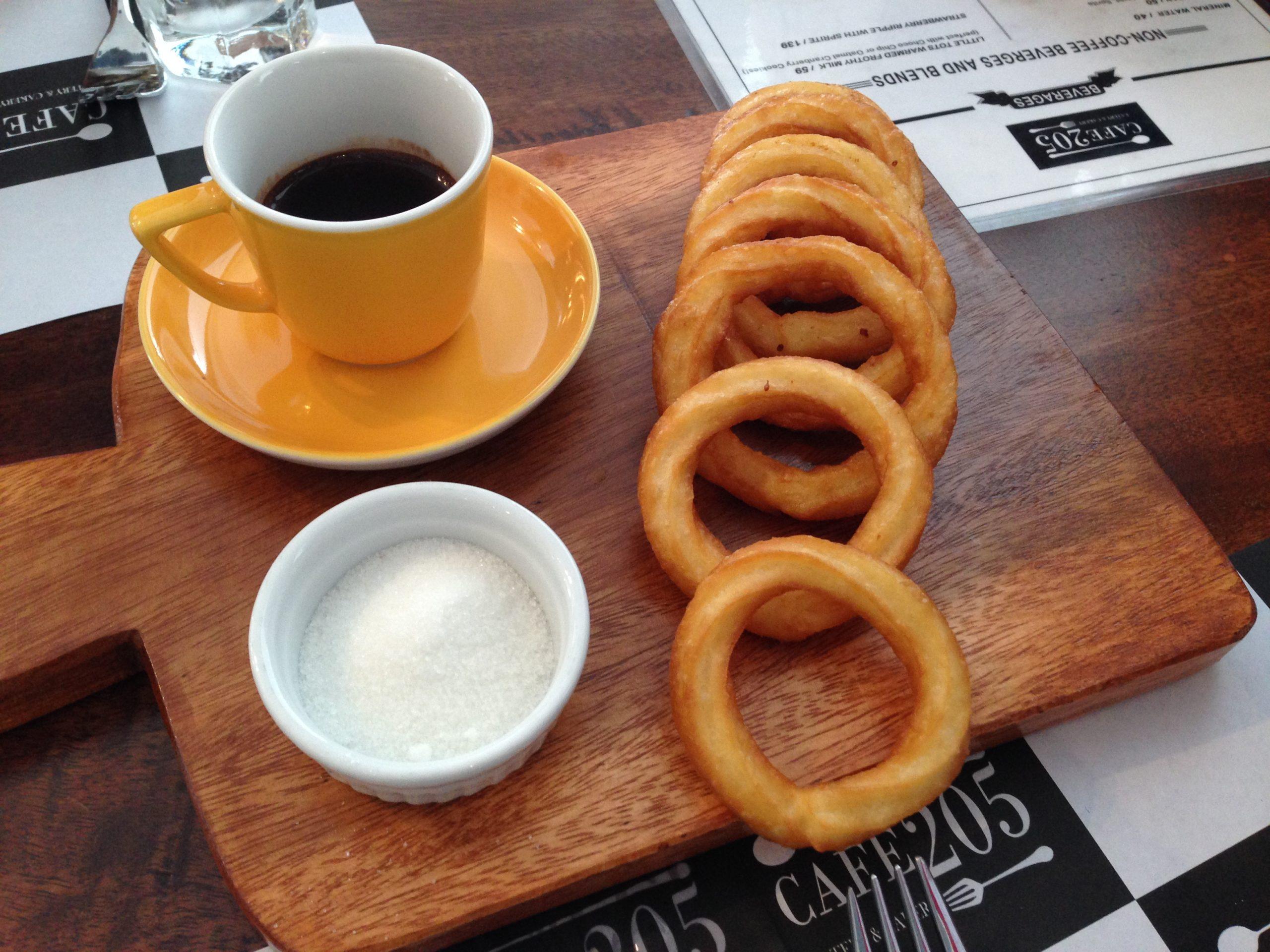 Cafe 205 6