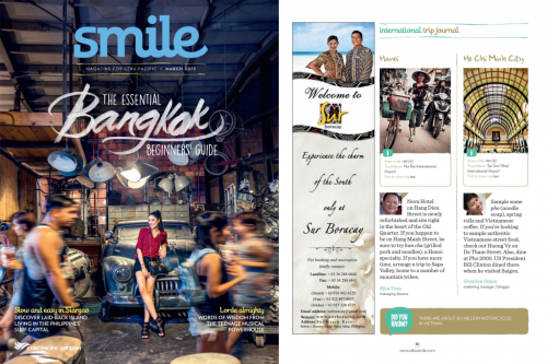 Smile Magazine, March 2015 Issue