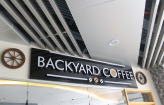 backyard coffee 2