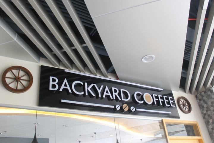 backyard coffee 2