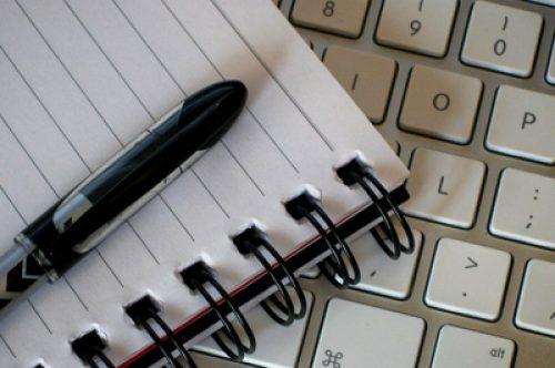 pen notepad laptop keyboard1