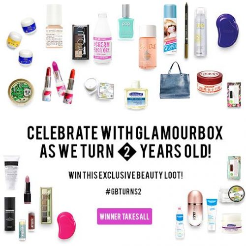 glamourbox turns two
