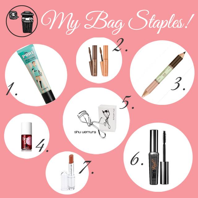 Bag Staples