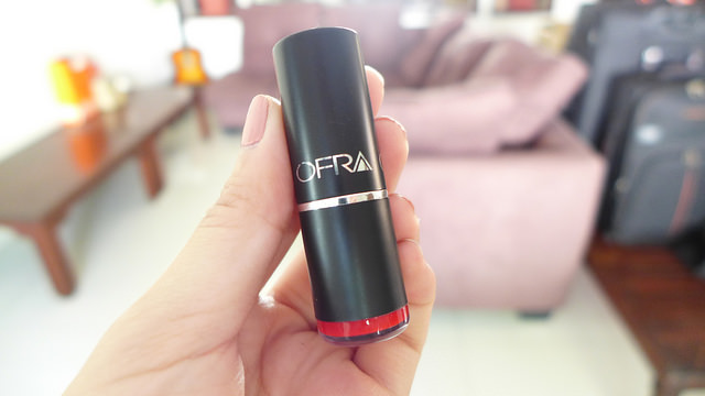 ofra lipstick in shade 202