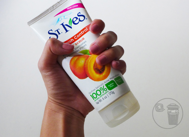 st. ives blemish control apricot scrub (2)