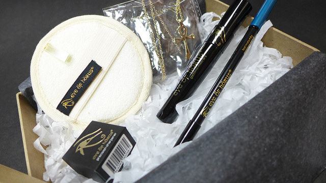eye of horus special edition glamourbox eye of horus goddess mascara
