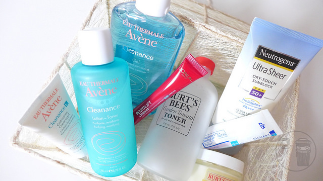skincare routine for oily and acne prone skin