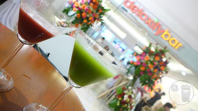 detoxify bar shangrila mall