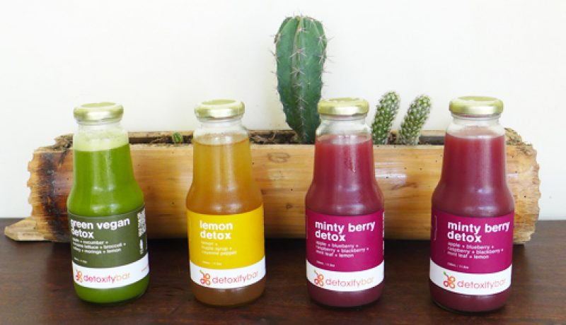juice cleanse with detoxify bar 1