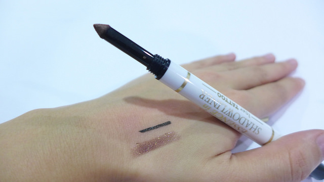 A Review on K Palettes 1Day Tattoo Essence in Shadowliner