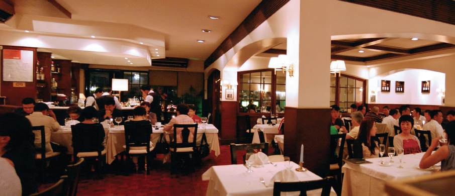 caruso ristorante italiano makati