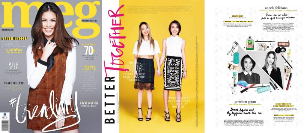 Meg Magazine - November 2015