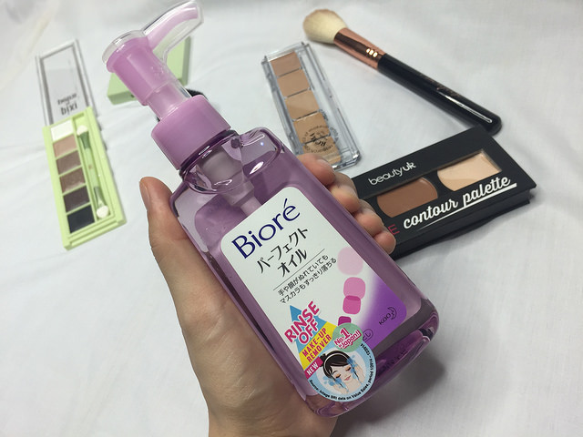 A Review on Biore's Makeup Removing Oil