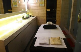 luxury spa in greenhills footzone day spa