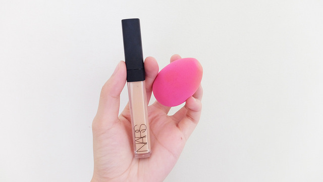 NARS Radiant Creamy Concealer Review 1