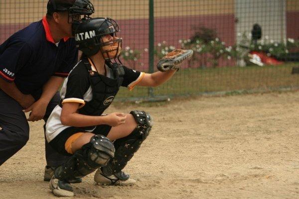 gretchen gatan softball