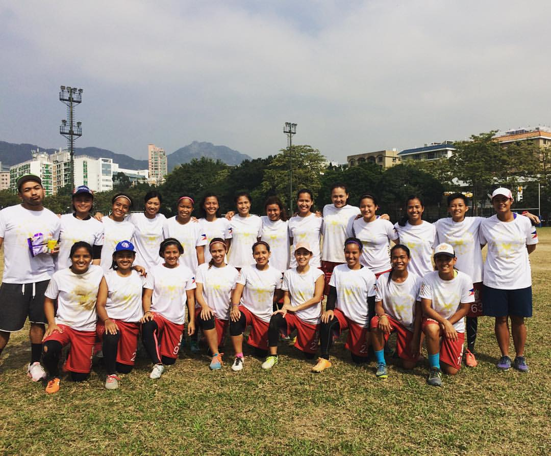 philippine women's ultimate team