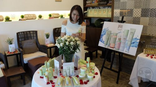 Pixi Skintreats Launch 1