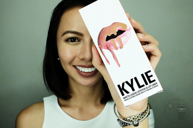 kylie lip kit candy k review 1