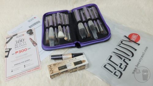 hauls from beautymnl (2)