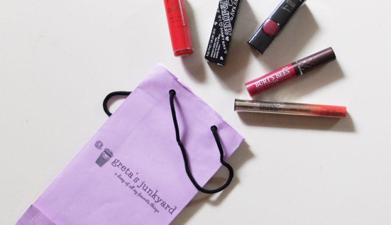 national lipstick day greta's junkyard