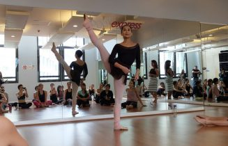 ballet classes with lisa macuja