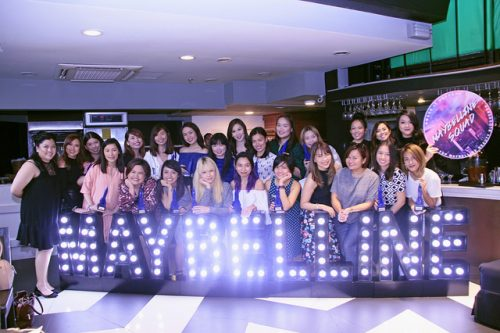 First Ever Maybelline Squad Philippines: January 2017