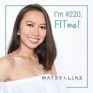 Maybelline Fit Me! Launch, July 2017