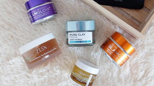 face masks for oily skin