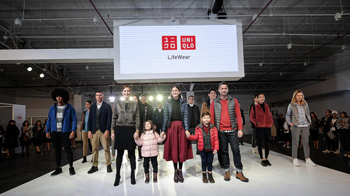 uniqlo fall winter collection pia wurtzbach 2