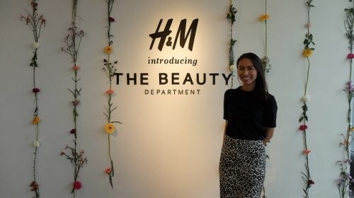 h&m beauty now in the philippines