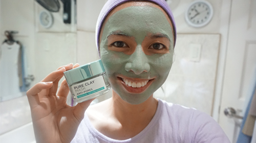 l'oreal paris pure clay mask anti-pores review (3)