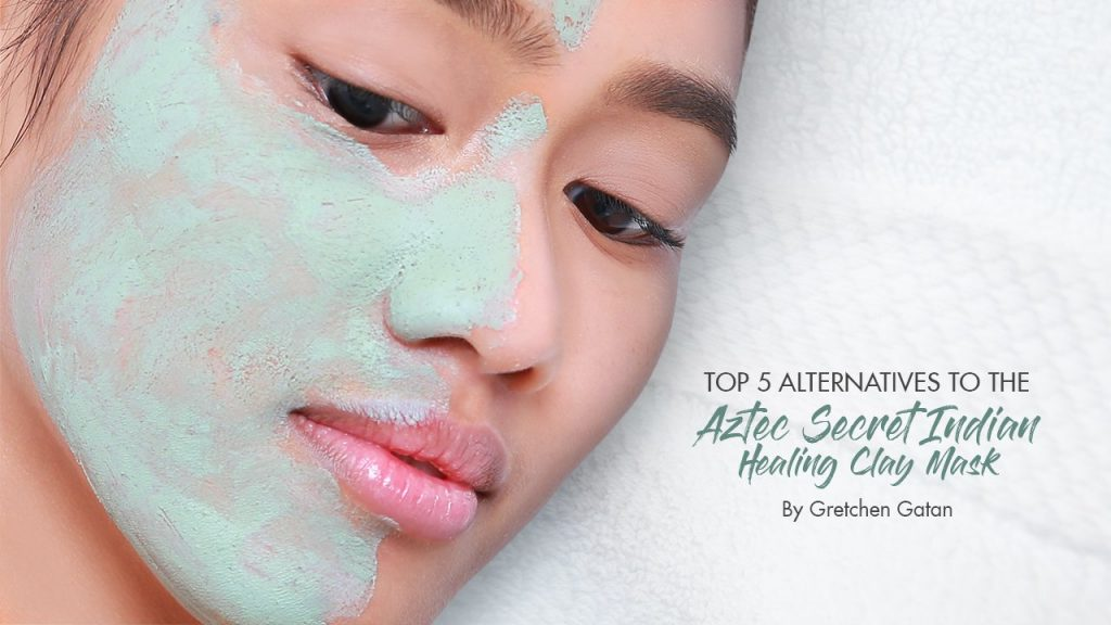 Alternatives to the Aztec Clay Mask