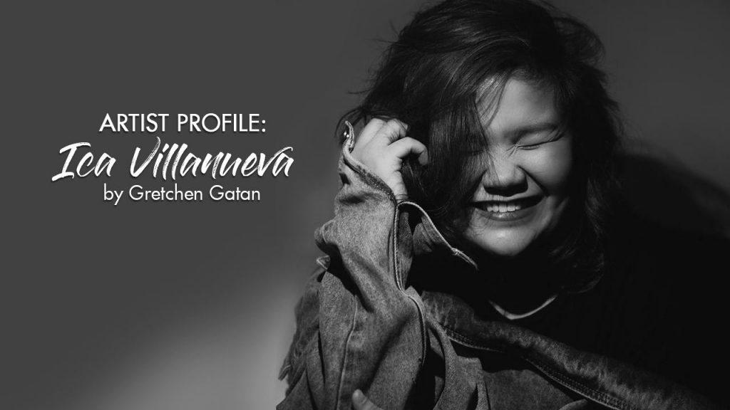 Calyxta Artist Profile: Ica Villanueva