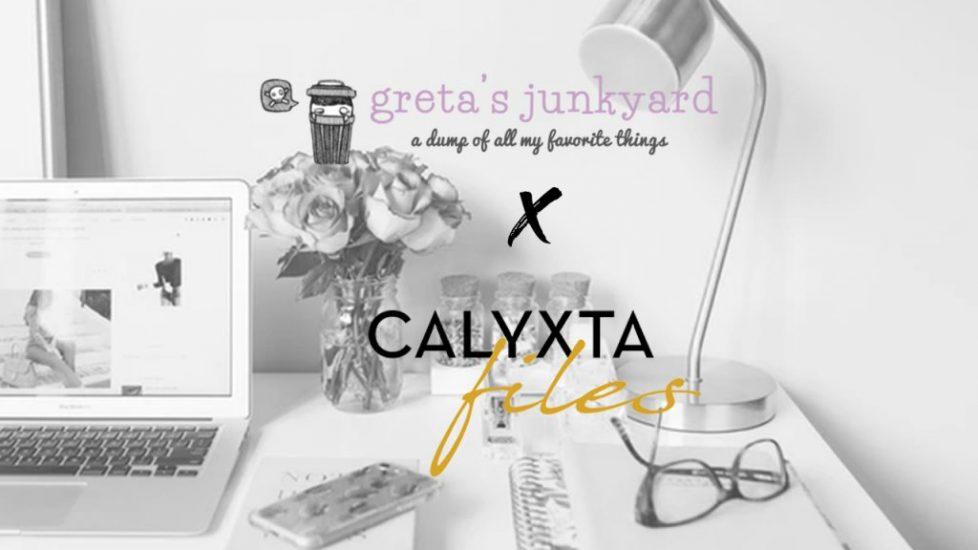 Calyxta x Greta's Junkyard