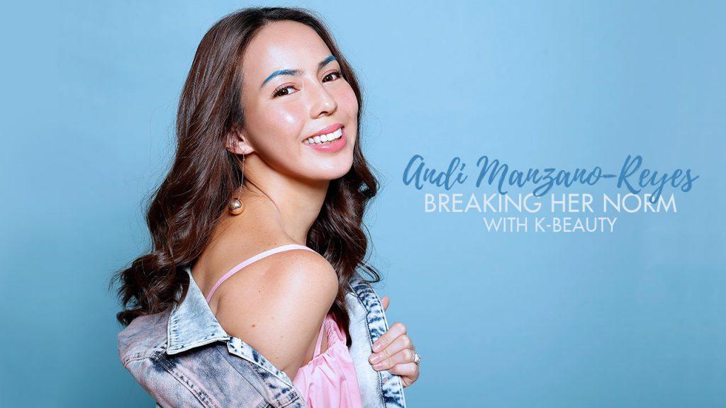 Calyxta Cover Girl: Andi Manzano-Reyes