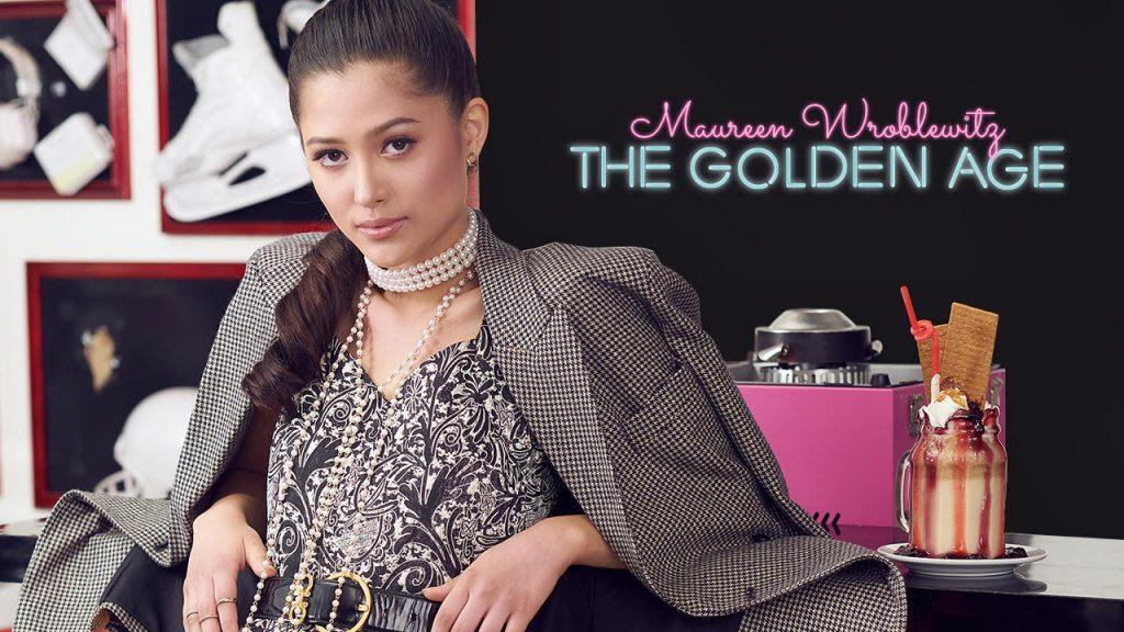 Calyxta Cover Girl: Maureen Wroblewitz