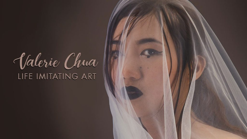 Calyxta Cover Girl: Valerie Chua