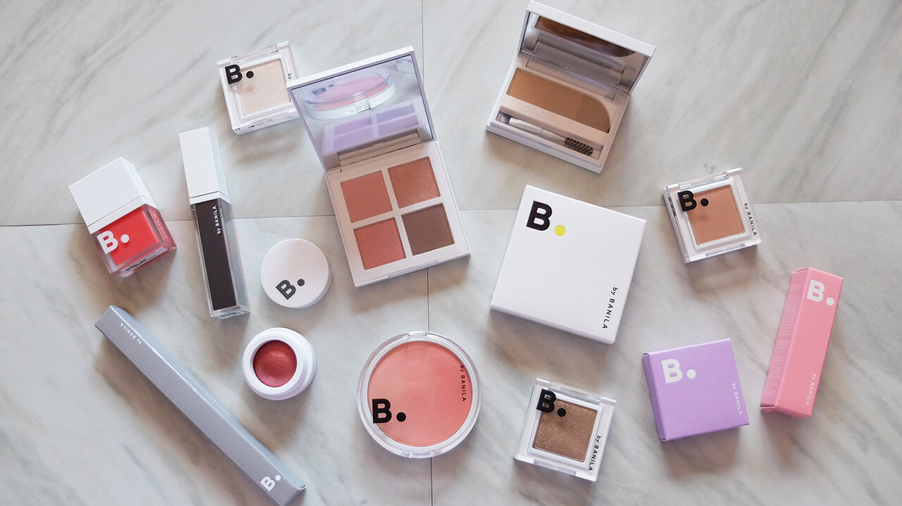 b. by banila co new packaging