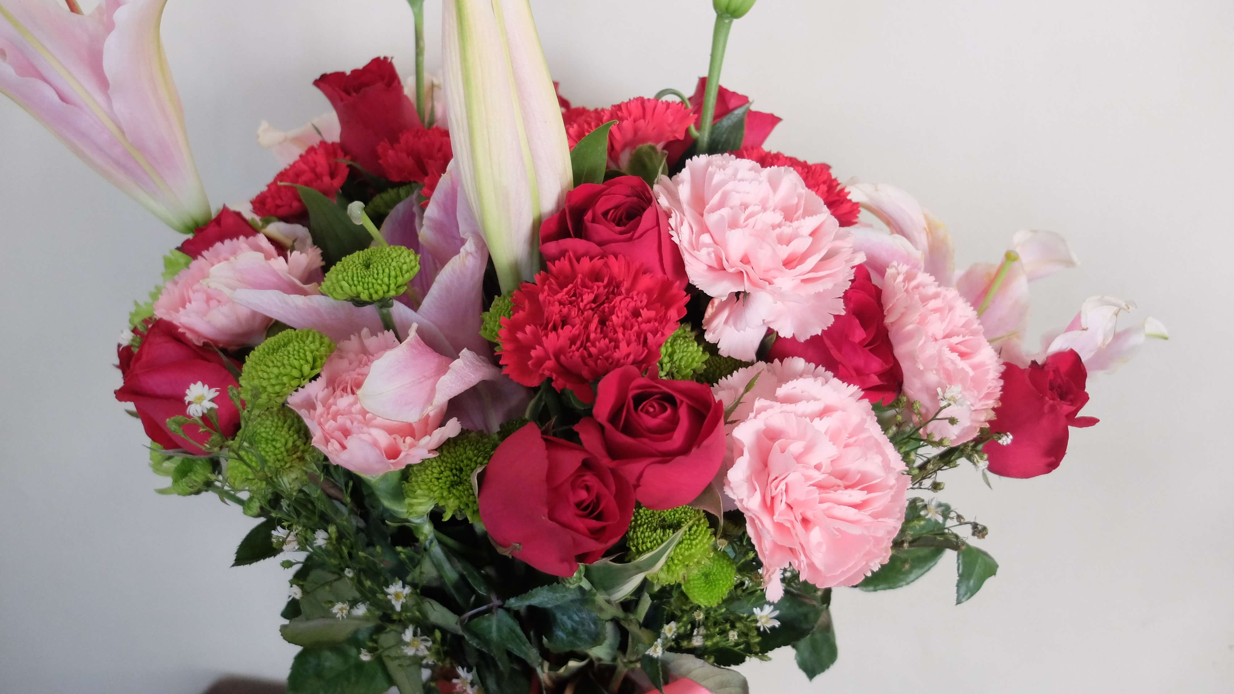 Online Flower Delivery In The Philippines Flower Chimp Gretas