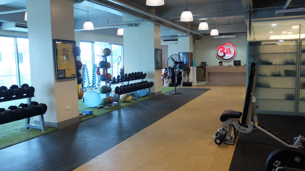 New Fitness Center in QC: The 3rd Fitness Lab