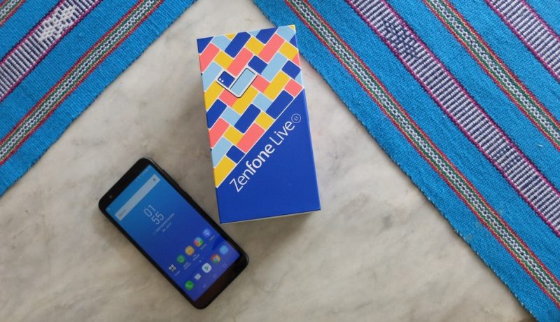 asus zenfone live l1 review and unboxing (3)