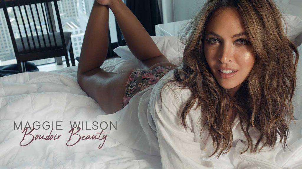 Calyxta Cover Girl: Maggie Wilson