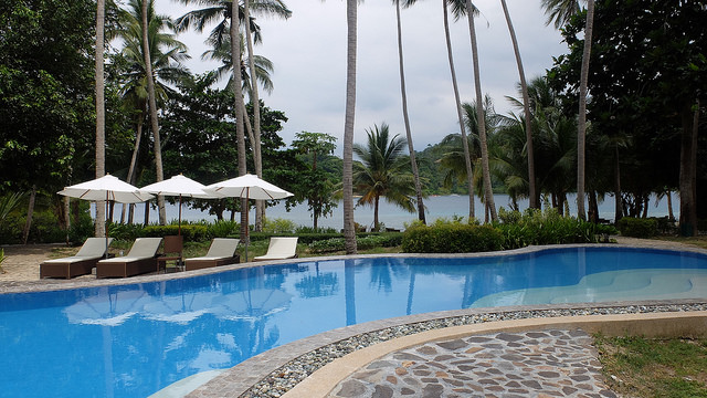 overnight in puerto galera with airtrav and fridays